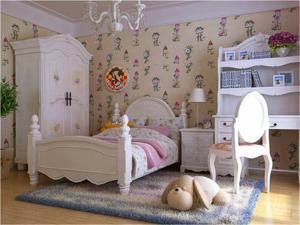 时尚美式儿童房