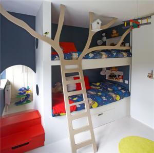 现代风格儿童房定制