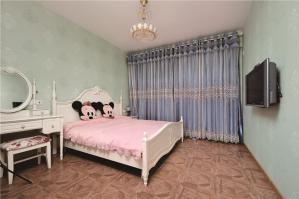 古典国外儿童房