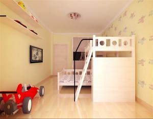 时尚双人儿童房