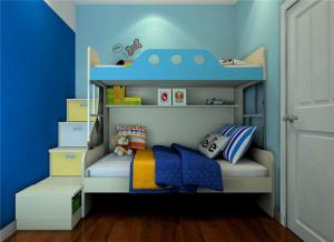 儿童家具上下床风格