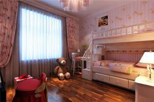 儿童房设计与装修效果图