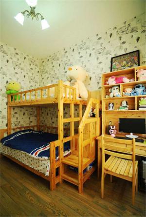 儿童套房实木家具