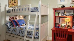 儿童上下床家具定制