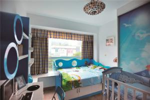 实用国外儿童房家具