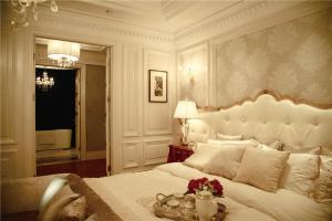 欧式卧室装修实拍图