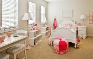 儿童房装修实例家具设计