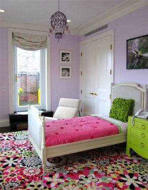 美式小空间儿童房设计