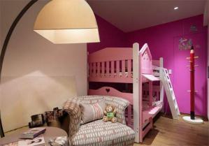 粉色�和�房�O�上下床