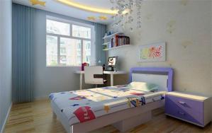 家装小空间儿童房设计