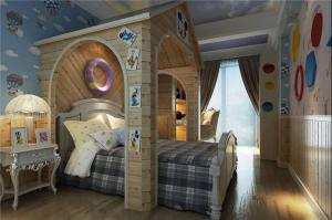 创意小空间儿童房设计