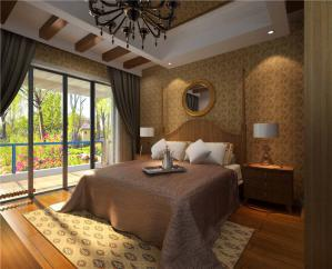 小清新小户型卧室装修图片
