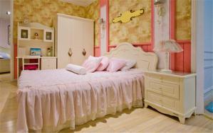 韩式儿童房装修实例