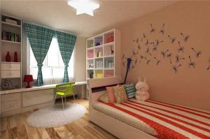现代风格儿童房家具