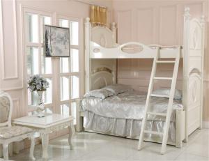 上下床美式儿童房