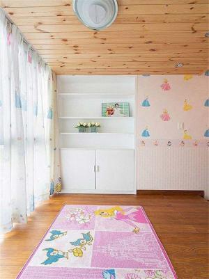 儿童房家具吊顶装修