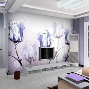 欧式奢华伸缩式电视柜图片