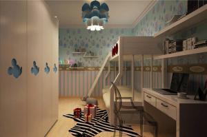 小空间儿童房设计家具