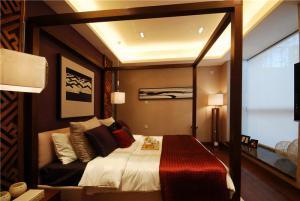 欧式主卧室装修设计图片