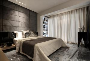 简欧卧室装修设计图片