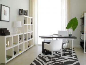 多功能组合矮书柜