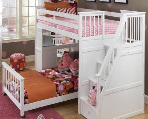 儿童上下床家具设计