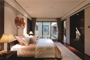 家装飘窗卧室设计图片