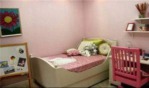 温馨小空间儿童房设计