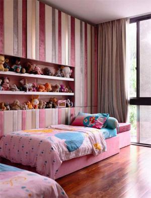 简易儿童房家具