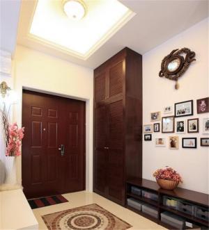 门厅鞋柜装修设计