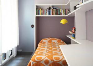 卧室简易书柜