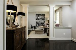 简易客厅鞋柜图片