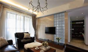 公寓组合电视柜图片