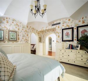 创意欧式卧室装修图片