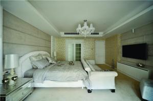 豪华小卧室装修案例图片