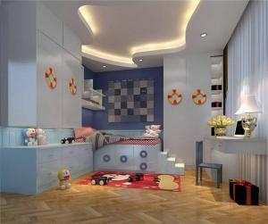 舒适小空间儿童房设计