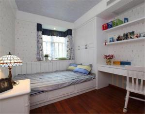 家居儿童房榻榻米设计