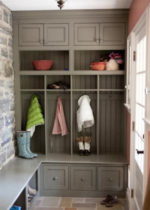 门口鞋柜尺寸