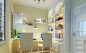 小书房书柜家具设计