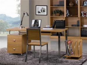 小书房书柜定制设计