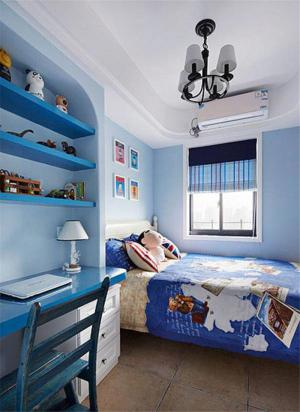 地中海儿童房颜色