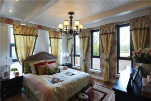时尚欧式卧室装修图片