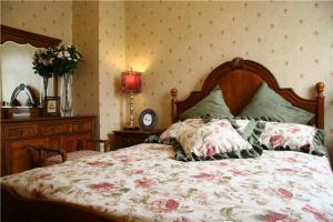 好看的欧式卧室装修