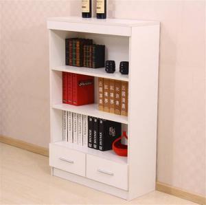简易矮书柜