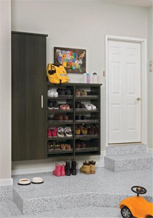 门厅鞋柜高度