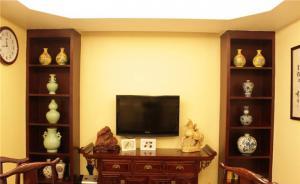板式挂墙式电视柜