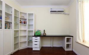 小书房书柜组合定制