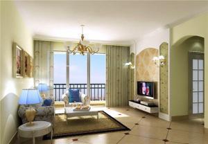 公寓简易电视柜图片