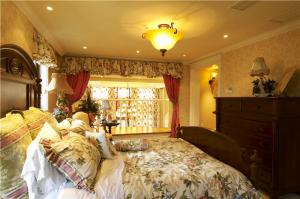 欧式卧室装修风格