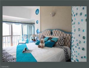 公寓欧式卧室装修图片